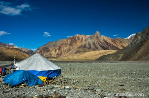 Assentament als himalaia