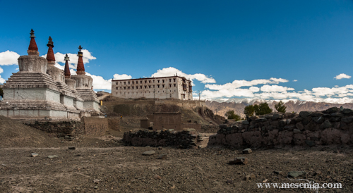 Palau d'Stok, Ladakh