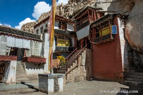 Monestir de Tak Tok, ladakh