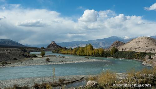Monestir d'Stakna, ladakh