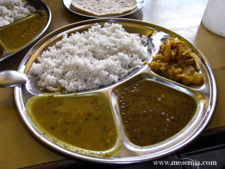 plat típic de l'india