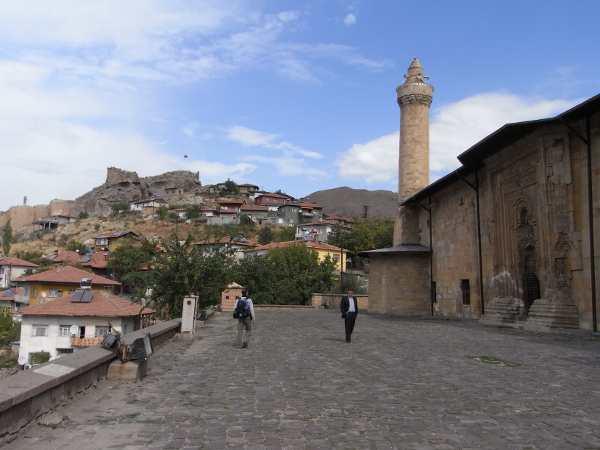 Mezquita Ulu Cami Patrimonio de la Humanidad