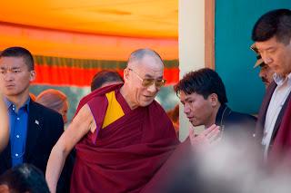 Mcleod Ganj, Dalai Lama