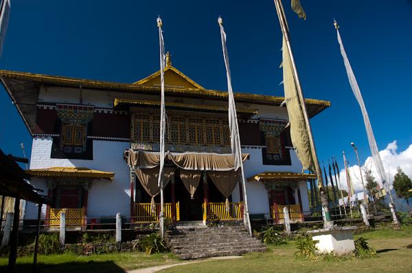 Monasterio de Pemayangtse