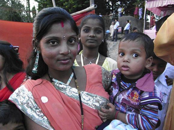 Dones d'Assam