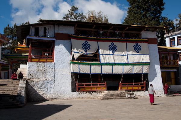 El monestir de Tawang
