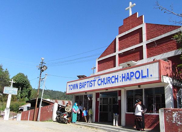 esglèsia baptista