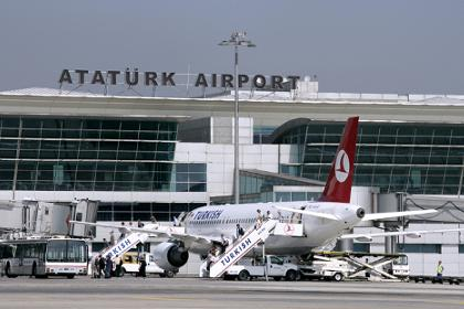 Aeroport d'Attaturk a estambul