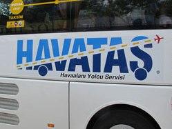 Bus de la companyia Havatas