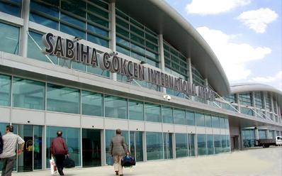 Aeroport Sabiha Gokcen a Estambul
