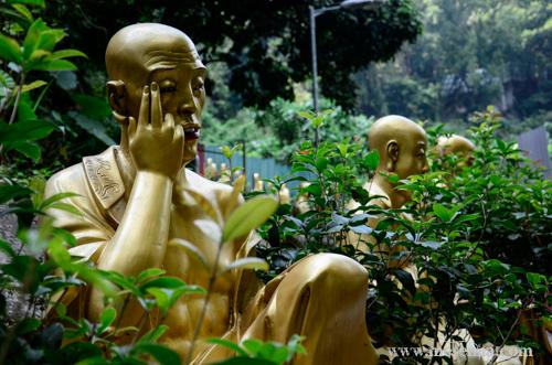Temple dels mil budes de Hong Kong