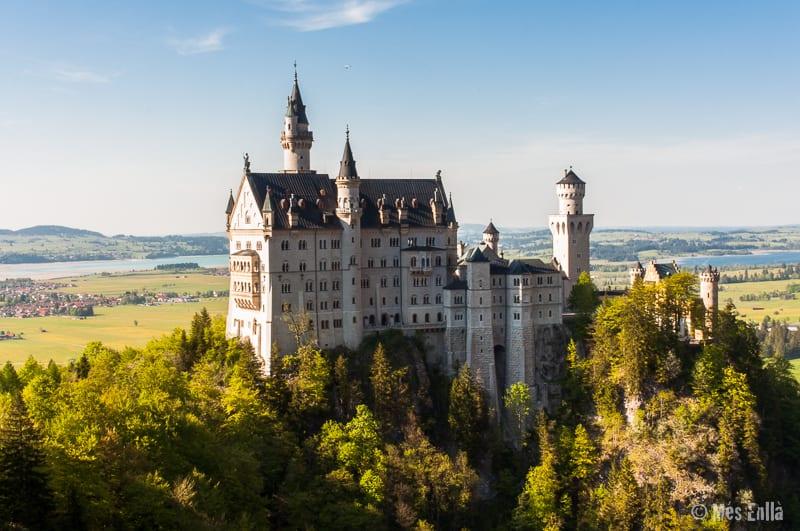 castell Neuschwanstein